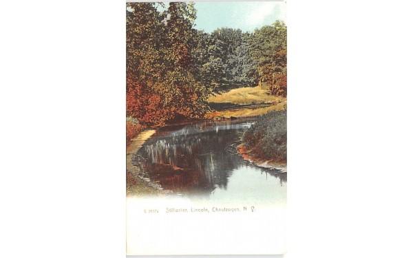Stillwater Chautauqua, New York Postcard