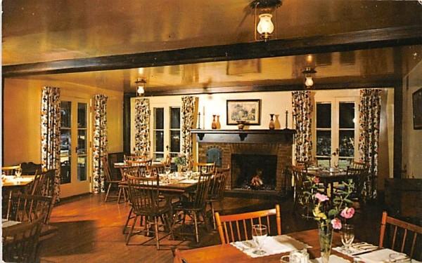 Hotel Parquet 1796 Constableville, New York Postcard