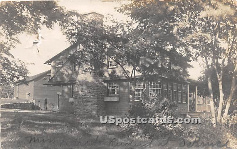 Mrs Karst - De Bruce, New York NY Postcard