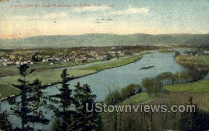 Mt. Zora - Elmira, New York NY Postcard