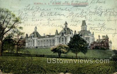 Reformatory - Elmira, New York NY Postcard