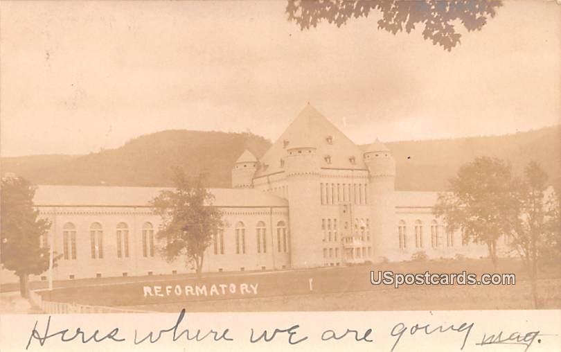 Reformatory - Ellenville, New York NY Postcard