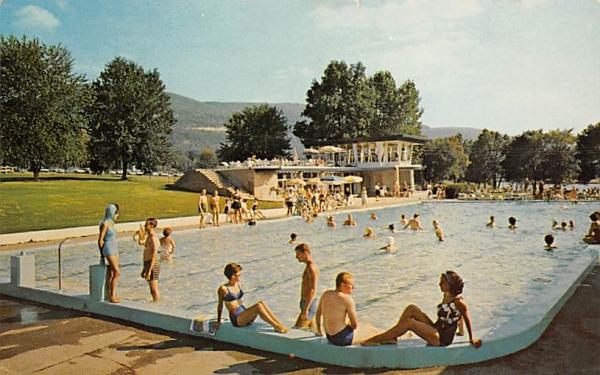 Nevele Country Club Ellenville, New York Postcard