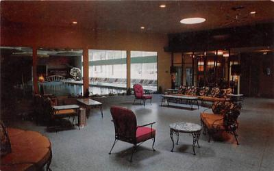 The Nevele Country Club Indoor pool Ellenville, New York Postcard