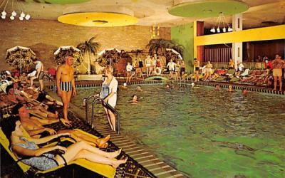 The Nevele Country Club Ellenville, New York Postcard