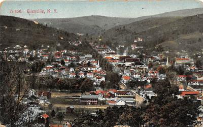 A-836 Ellenville, New York Postcard