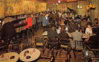 The Nevele Country Club Mardi Gras Ellenville, New York Postcard