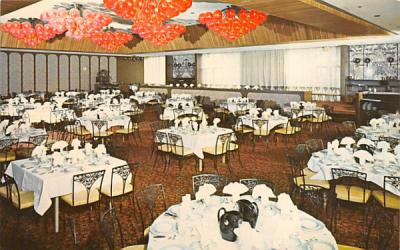 The Nevele Country Club Dining Room Ellenville, New York Postcard
