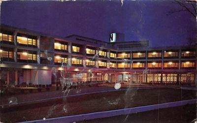 The Nevele Ellenville, New York Postcard