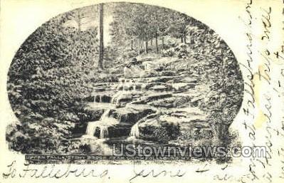 Stoney Brook - South Fallsburg, New York NY Postcard