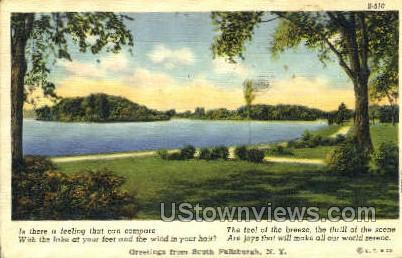 South Fallsburg, New York, NY Postcard