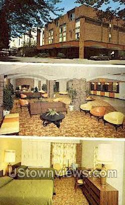 Hotel Brickman - South Fallsburg, New York NY Postcard