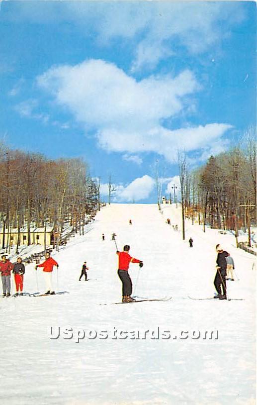 Grossinger's - Ferndale, New York NY Postcard