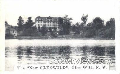 New Glenwild - Glen Wild, New York NY Postcard