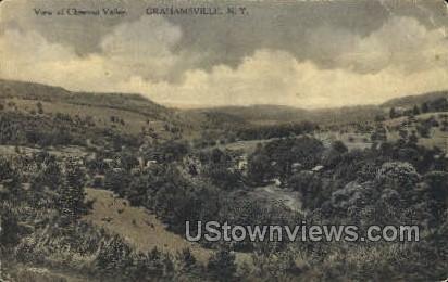 Chestnut Valley - Grahamsville, New York NY Postcard