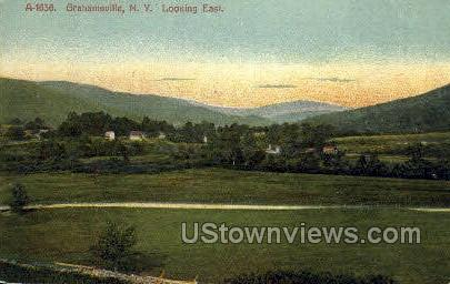 East - Grahamsville, New York NY Postcard