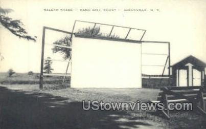 Balsam Shade - Greenville, New York NY Postcard