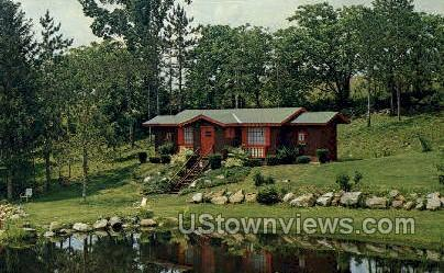Sheppard's Farm - Greenville, New York NY Postcard