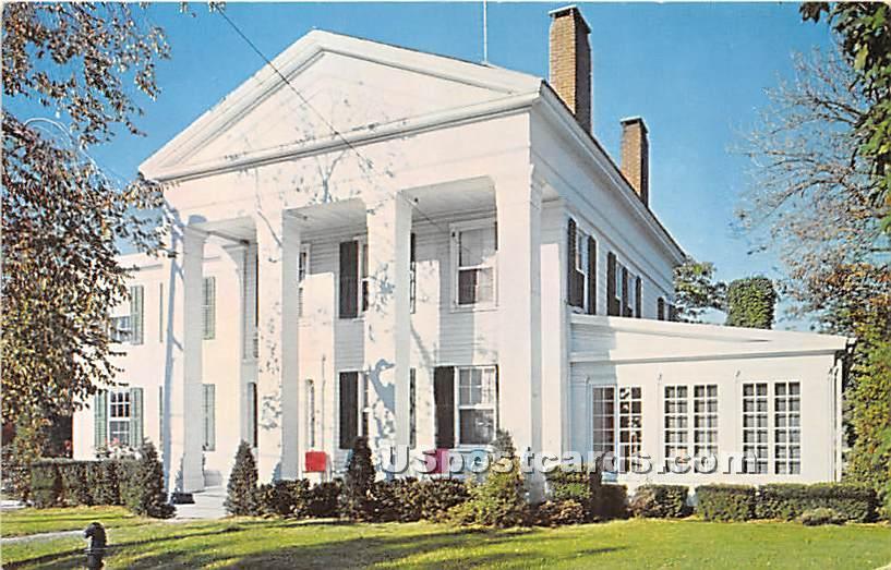 The Main House, Townsend Manor Inn - Greenport, New York NY Postcard