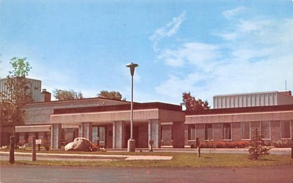 Arden Hill Hospital Goshen, New York Postcard