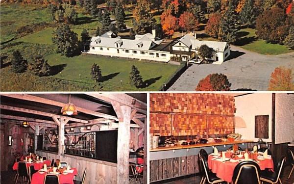 Hillcrest Manor Goshen, New York Postcard