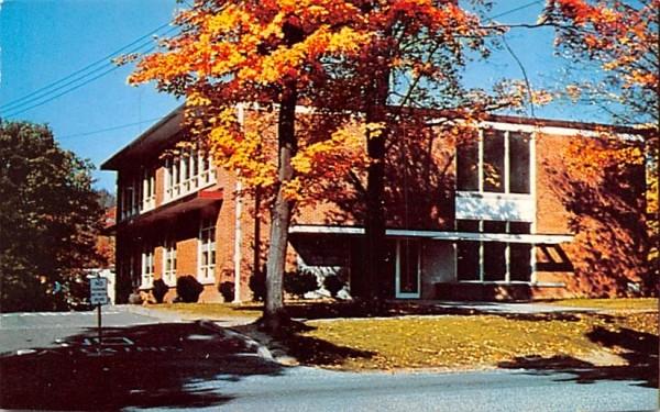 St John's Roman Catholic Elementary School Goshen, New York Postcard