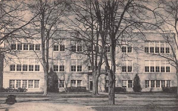Elementary School Goshen, New York Postcard