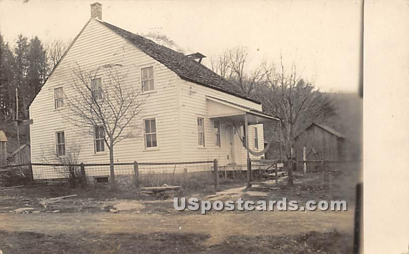 Residence - Grahamsville, New York NY Postcard