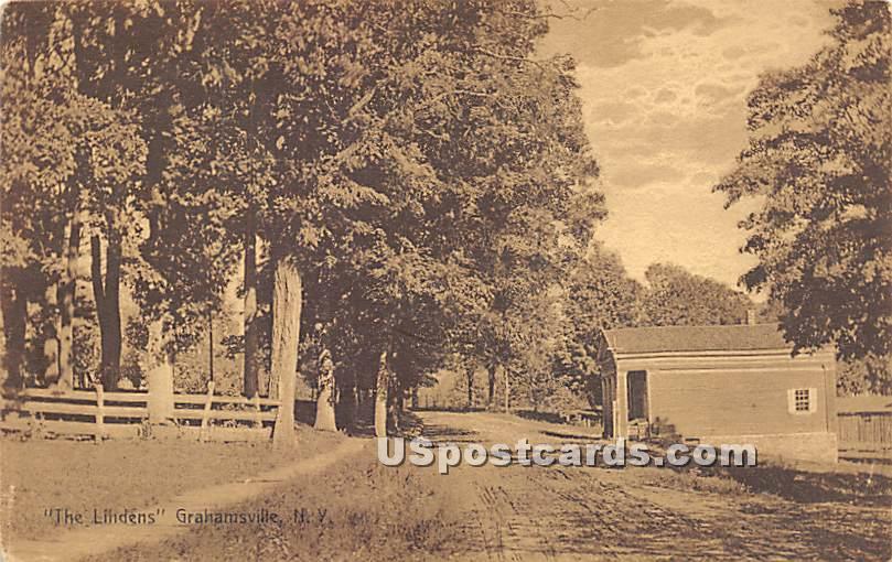 The Lindens - Grahamsville, New York NY Postcard