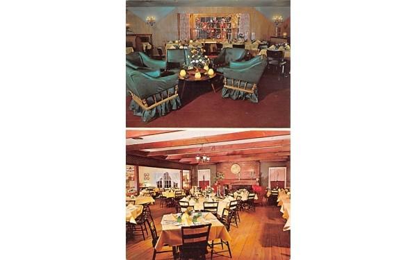 The Kitchen Hyde Park, New York Postcard