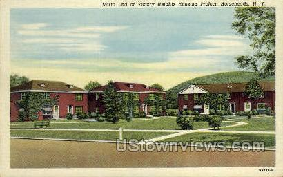 Victory Heights - Horseheads, New York NY Postcard