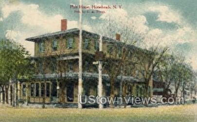 Platt House - Horseheads, New York NY Postcard