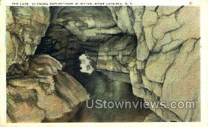 Howe Caverns, New York, NY Postcard
