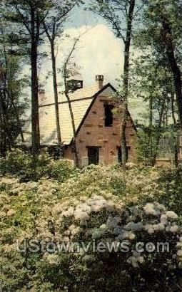 Mtn Laurel - Haines Falls, New York NY Postcard
