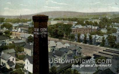 Herkimer, New York, NY Postcard