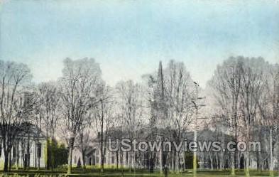 The Park - Homer, New York NY Postcard