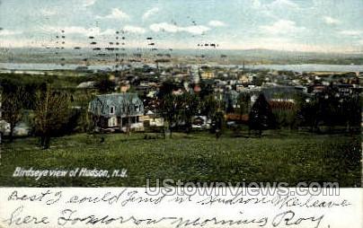 Hudson, New York, NY Postcard
