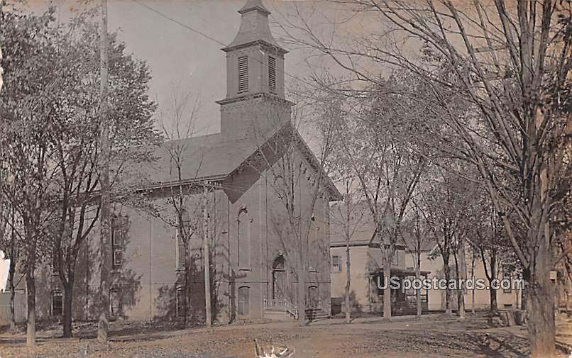 Church - Horseheads, New York NY Postcard
