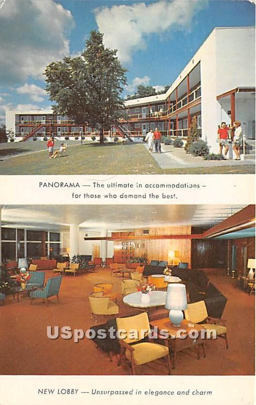 Shawnaga Lodge - High View, New York NY Postcard