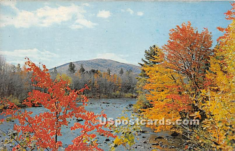 Water View - Hurleyville, New York NY Postcard