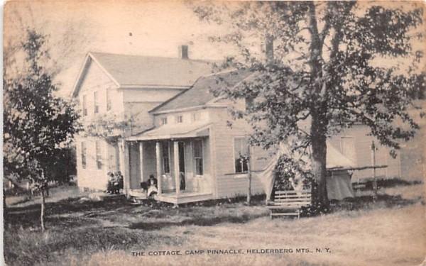 The Cottage Helderberg Mountains, New York Postcard