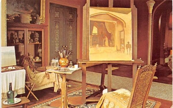 Olana Home of Frederic Edwin Church Hudson, New York Postcard