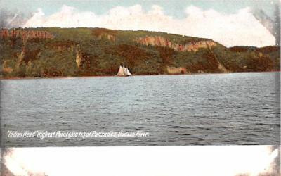 Indian Head Hudson River, New York Postcard