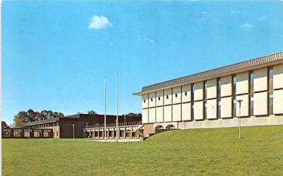 Herkimer County Community College New York Postcard