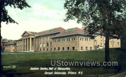 Goldwin Smiths - Ithaca, New York NY Postcard
