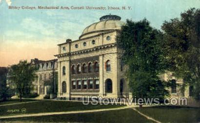 Sibley College - Ithaca, New York NY Postcard