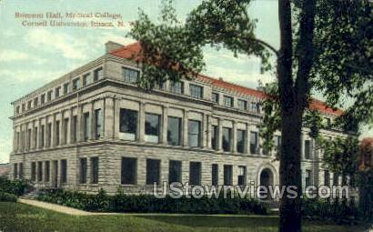Stimson Hall - Ithaca, New York NY Postcard