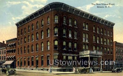 Hotel - Ithaca, New York NY Postcard