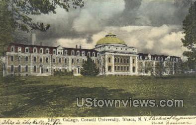 Cornell University - Ithaca, New York NY Postcard