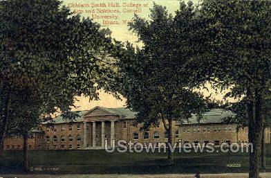 Cornell University, Goldwin Smith Hall - Ithaca, New York NY Postcard